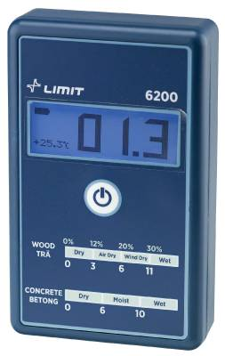 Product image SCANNING MOISTURE METER 6200