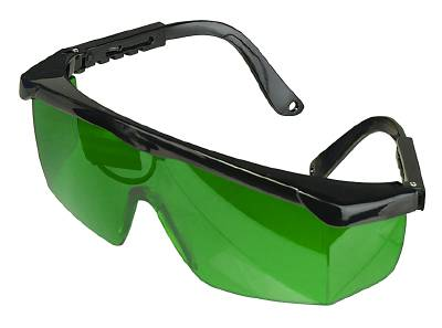 Product image LASER GLASSES GREEN
