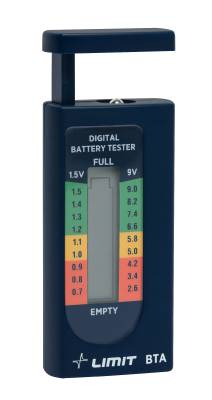 Product image BATTERY TESTER LIMIT BTA