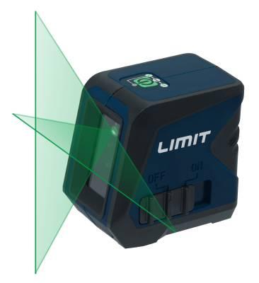 Product image CROSSLINE LASER  LIMIT 1000-G