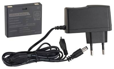 Product image BATTERY & CHARGER LIMIT 1080