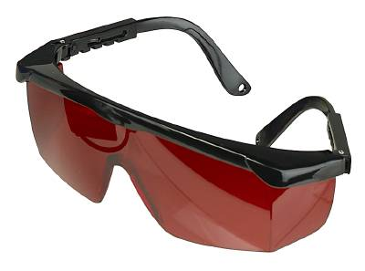 Product image LASER GLASSES RED