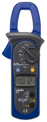Product image DIGITAL CLAMP METER LIMIT 21