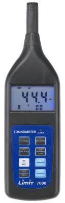 Product image SOUND LEVEL METER LIMIT 7000