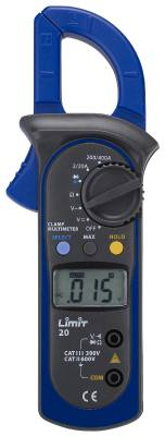 Product image CLIP-ON AMMETER LIMIT 20