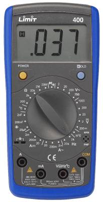 Product image MULTIMETER LIMIT 400