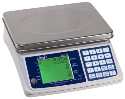 Product image COUNTING SCALE DIG. LAC-15